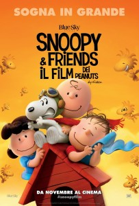 SNOOPY & FRIENDS – IL FILM DEI PEANUTS