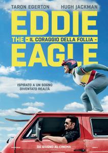 EDDIE THE EAGLE – IL CORAGGIO DELLA FOLLIA