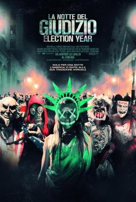 LA NOTTE DEL GIUDIZIO – ELECTION YEAR