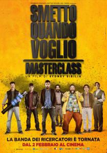 SMETTO QUANDO VOGLIO – MASTERCLASS