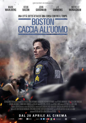 BOSTON – CACCIA ALL'UOMO