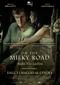 ON THE MILKY ROAD – SULLA VIA LATTEA