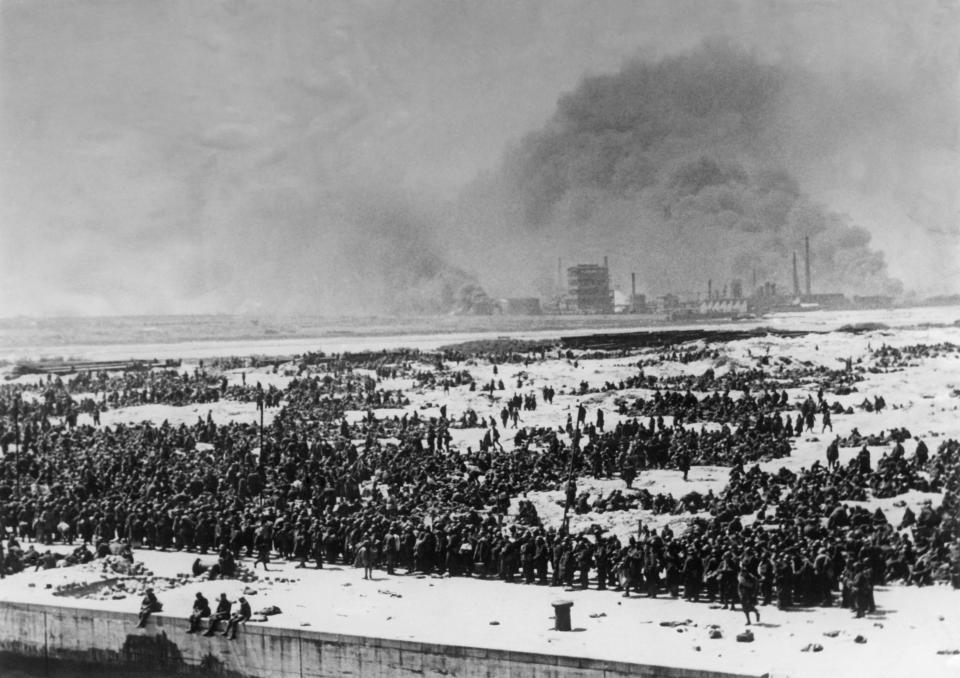 Dunkirk foto epoca
