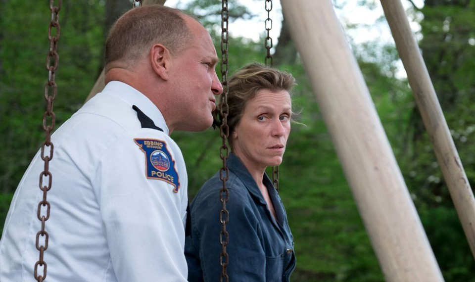 Three Billboards foto1