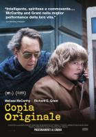 CAN YOU EVER FORGIVE ME? – COPIA ORIGINALE