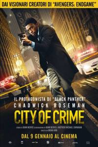 CITY OF CRIME
